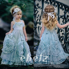 2017 Dollcake Flower Girl Dress Special Occasion For Weddings Kids Pageant Gowns