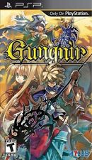 Gungnir (Playstation Portable PSP RPG Adventure Battle Fight Collect) Brand NEW