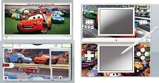 nintendo DS Lite - DISNEY CARS 4 Piece Decal / Sticker Skin vinyl