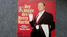 Martin Jente - Der Knigge des Herrn Martin LP