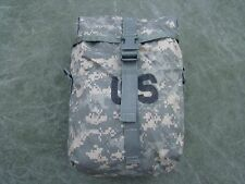 MOLLE II Sustainment Pouch US Army ACU Universal Digital Camo - Very Good