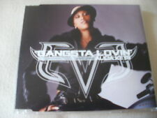 EVE / ALICIA KEYS - GANGSTA LOVIN' - R&B CD SINGLE