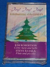 Joy Joy Joy Celebrating Christmas Cassette, New & Factory Sealed