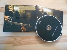 CD Pop Kris Kristofferson - Closer To The Bone (11 Song) BLUE ROSE / NEW WEST