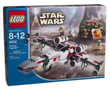 LEGO 4502 - STAR WARS - X-wing Fighter (Dagobah) - 2004 - With Box & Manual