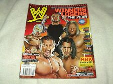 WWE Wrestling Magazine November 2008 Power List