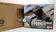 "In STOCK S.H. Monster Arts ""Godzilla 1964"" Emergence Ver Bandai Action Figure"