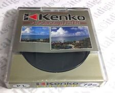 Kenko 72mm PL Polarizer Polarizing Polar Lens Filter High Quality 72 mm Genuine