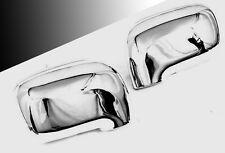 Chrome Side Mirror Covers For Suzuki Aerio Liana 2001-2007 New