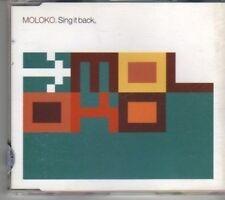 (CY679) Moloko, Sing It Back - 1999 CD