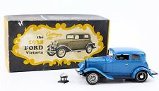1932 Ford Victoria VINTAGE CAR MODEL Customizing Kit ROADSTER STREET ROD AMT 60s