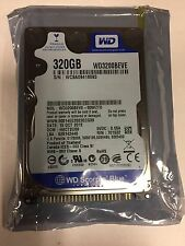 "*New* Western Digital (WD3200BEVE) 320GB,5400RPM,2.5"" Internal IDE Hard Dri"
