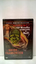The Bride of Frankenstein [Classic Collection] New DVD