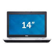 """Dell Latitude E6430 14"""" i7-3720QM Quad 8GB 128GB SSD Webcam Backlit Win 10 Pro"""