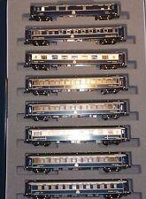"""Kato N K23215 15 parts jeu des voitures """"Orient Express"""" Paris-Hong Kong 1988"""