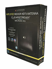 Antennas Direct ClearStream Micron XG Indoor Long-Range Digital TV CSM1-XG VG
