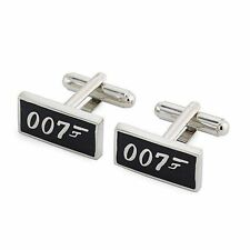 James Bond 007 Cufflinks Mens Business Shirt Sleeve Cuff -In Gift Box FREE POST