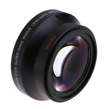 67mm Wide Angle Macro Conversion Lens 0.43x for Nikon D80 D90 D5000 D7000 NEW