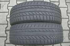 2 Continental ContiSportContact Sommerreifen 195/50 R16 84H DOT 1108 4,5mm
