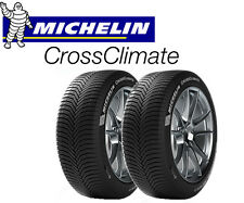 2x Michelin CrossClimate - 225/45 R17 94W XL All-Weather (ALL SIZES AVAILABLE)