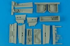 Aires 1/48 Sukhoi Su-27 Flanker B Wheel Bay for Academy kit # 4549