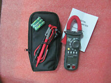 MASTECH MS2008A Digital Clamp Meter AC DC Voltage Resistance Tester