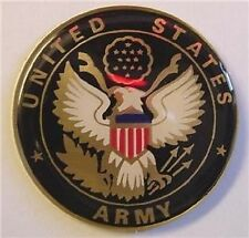 "USA UNITED STATES ARMY 2"" EPOXY CAR EMBLEM STICKER NEW"