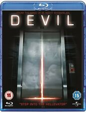 Devil (Blu-ray, 2011)   Brand new and sealed
