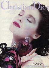 Publicité Advertising 1989 Parfum pour femme esprit de parfum eau de cologne