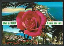 Arma di Taggia ( Imperia ) - Riviera dei Fiori - viaggiata nel 1975
