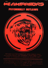 MEANTRAITORS Psychobilly Outlaws DVD Rare Russian Psychobilly Zone 0 New Sealed