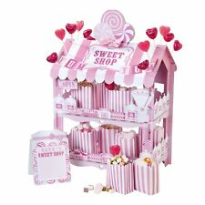 Sweet Shop Pink Treat Stand - (CSSTANDSWEETSHOPPINK)