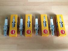 HONDA NTV600 J-M REVERE VT600 SHADOW NTV650 P-V NGK SPARK PLUGS SET FREE POST!
