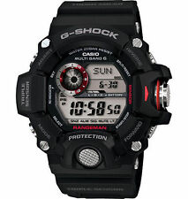 CASIO G-Shock Master of G Series Watch Black Water Resistant GW9400-1 black