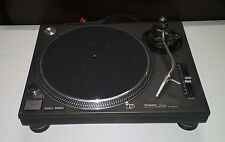Technics SL-1210 MK2   Turntable Plattenspieler High End int. shipping