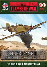 Flames of War - Hurricane II