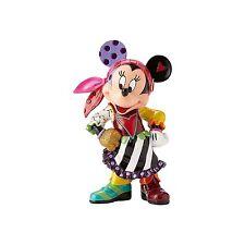 Disney By Romero Britto Minnie Mouse Pirate Figurine *NEW*