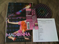 MADONNA / confessions on a dancefloor / JAPAN LTD CD OBI