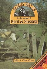 Family Walks in the Weald of Kent And Su,GOOD Book