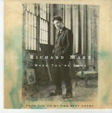 (EB185) Richard Marx, When You're Gone - 2004 DJ CD
