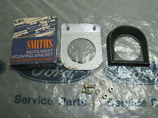 FALCON ESCORT CORTINA HOT ROD KIT CAR GEN SMITHS NOS INSTRUMENT MOUNTING BRACKET