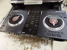 Numark NS7 Performance Dual Deck DJ with Controller and Case