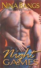 Night Games by Nina Bangs (2005, Paperback)