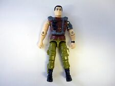 GI JOE FLINT Action Figure Rock N Roll COMPLETE 3 3/4 C8+ v6 2001