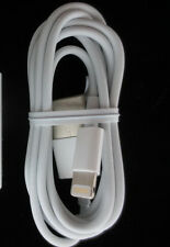 100% Authentic Original Apple OEM iPhone 5s 6 Lightning USB Charger + Data Cable