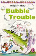Bubble Trouble (Young Puffin Story Books), Mahy, Margaret, Good Book