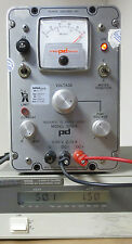 Power Designs 5015-S  0-50V, 0-1.5A Variable DC Power Supply - Load Tested
