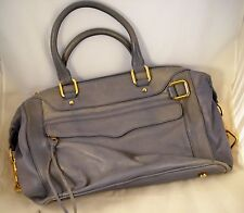 Rebecca Minkoff Morning After Bag in Light Blue Periwinkle