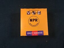 NPR Ring set for 1991-2003 4.0L Mazda Navajo and B4000 Part # SWT20072ZZ .50mm