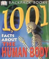 Backpack Books Science/Nature - 1001 Facts About The Human Bod (2002) - Use